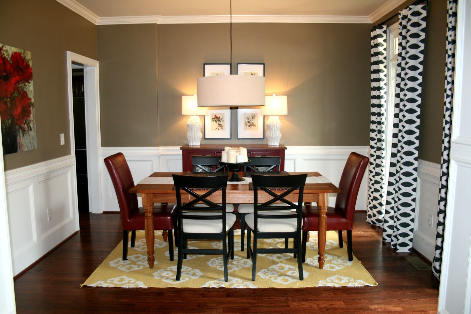 Dining Room Renovation Ideas The Bozeman Bungalow Dining Room Updates Source Ikea Our First