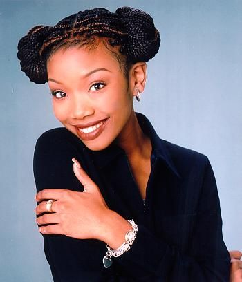 Brandy As Moesha W The Box Braids In A Style I Had These Too 90s Hairstyles Hair Styles Box Braids Hairstyles