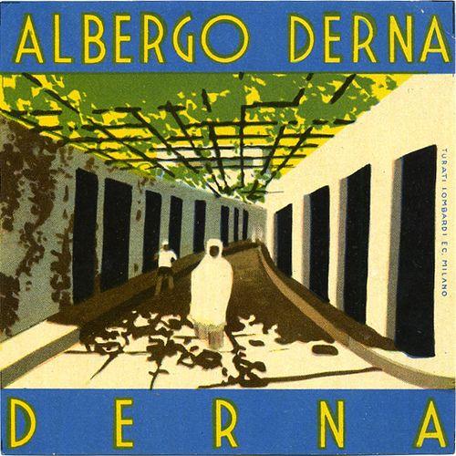 Albergo Derna, Derna