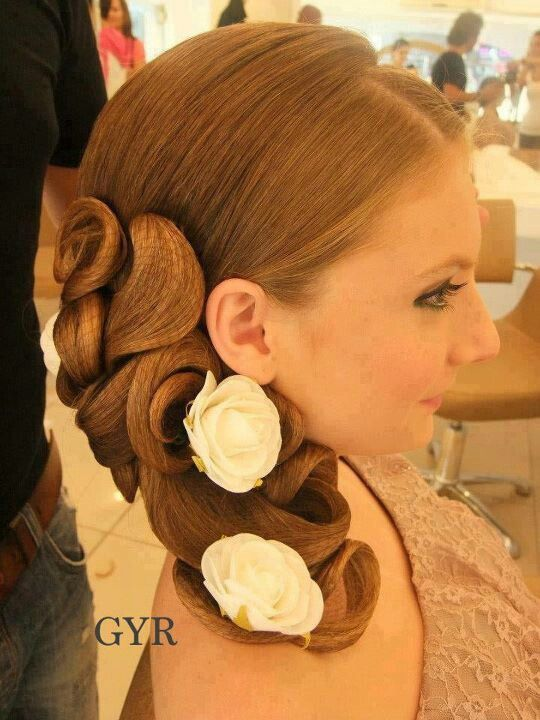 Braids & hair designs