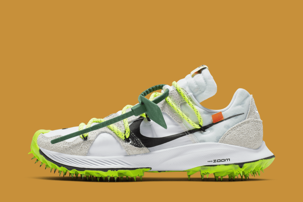"""consenso Inconcebible Tormento  Off-White x Nike Zoom Terra Kiger 5 """"Athlete in Progress"""" Collection -  EUKICKS 