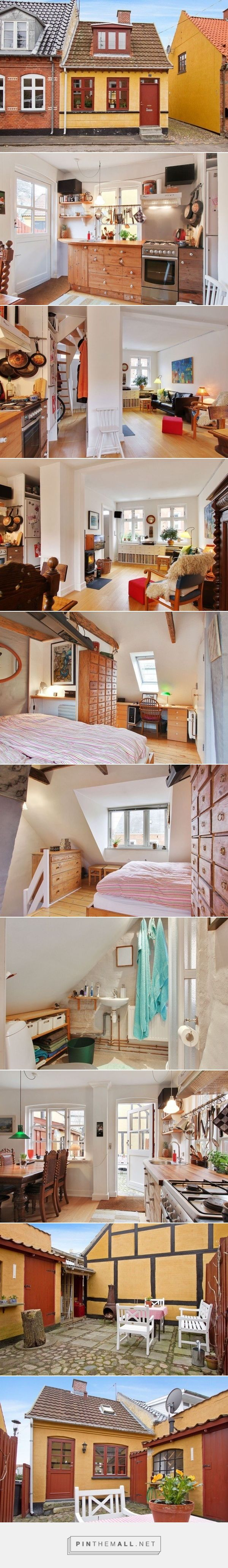 527 Sq. Ft. Townhouse in Denmark... - a grouped images picture - Pin Them All