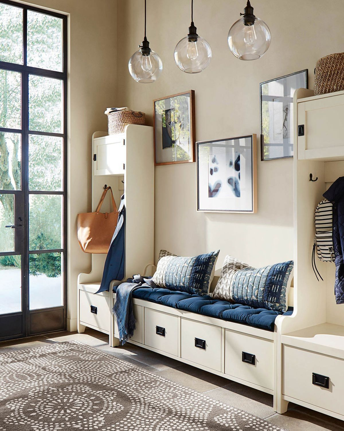 Pottery Barn Wall Colors With White Furniture in 2020