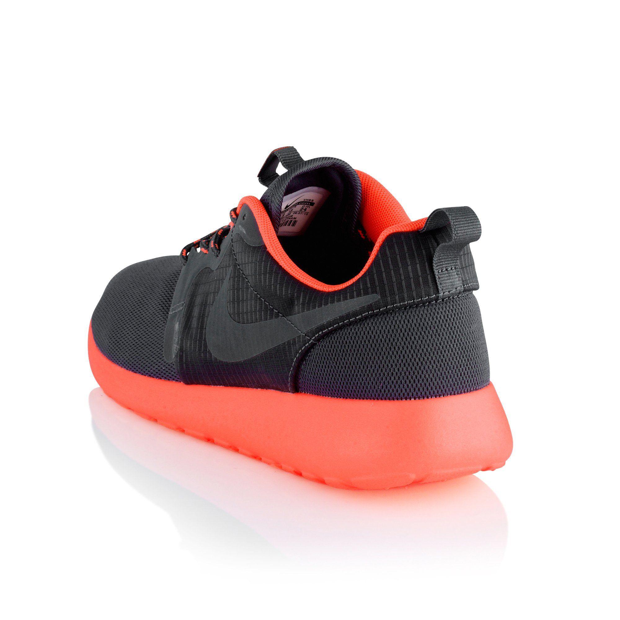 Baskets basses Roshe Run Hyp femme de Nike - 3 Suisses