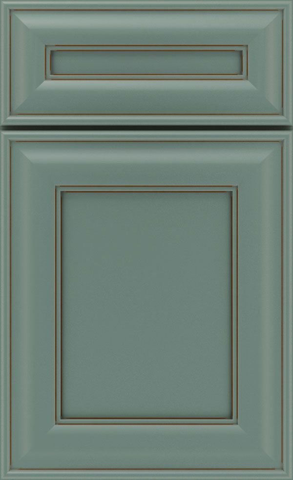 Delamere Cabinet Door - Artisan Glazing - Oasis by Diamond at ...