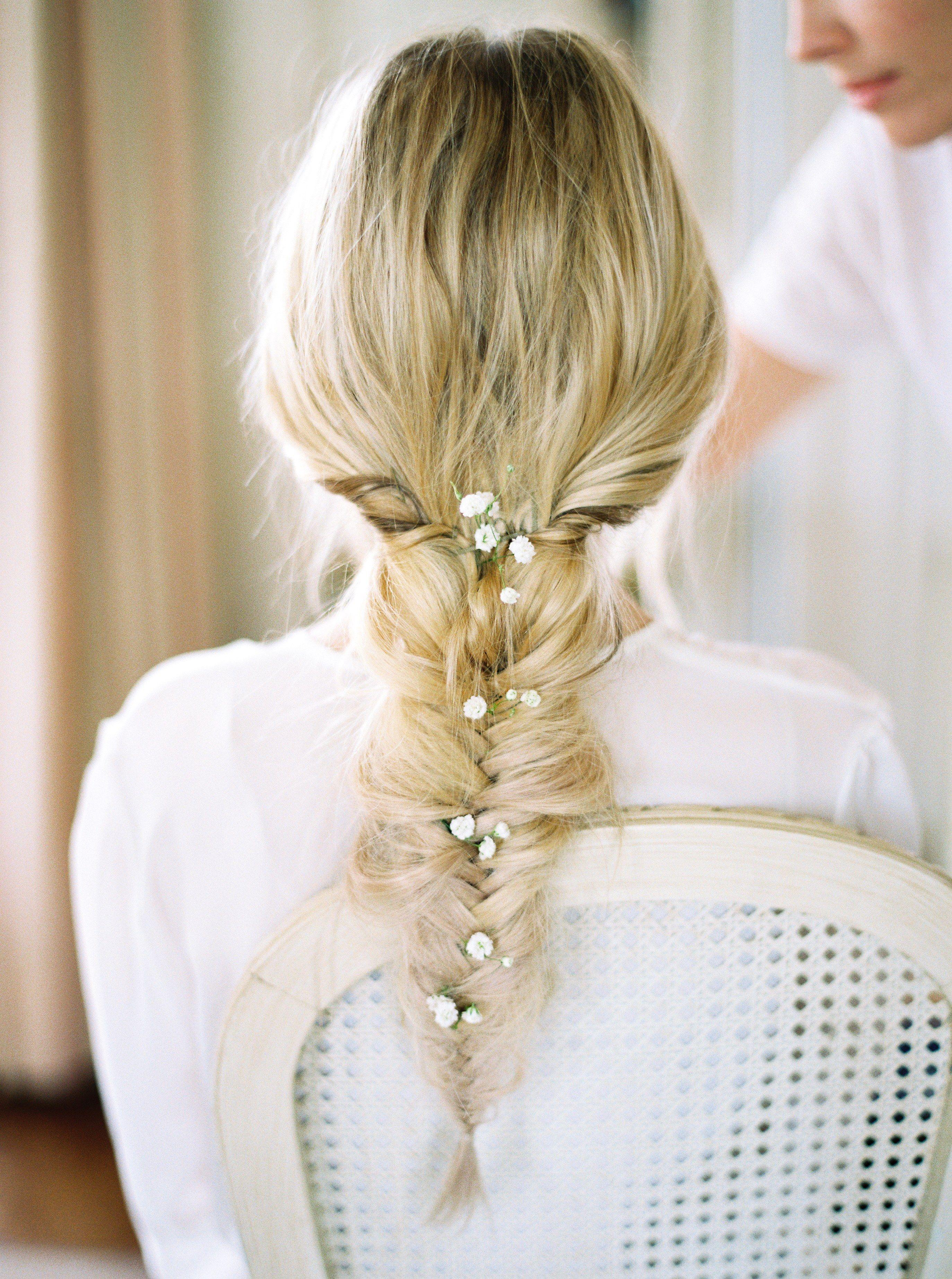 braided wedding hairstyles brides ides