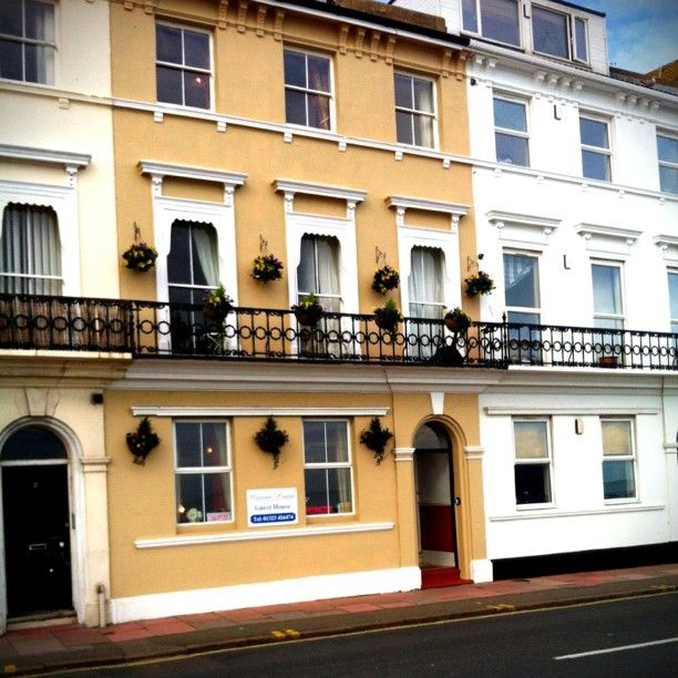Eastbourne Seafront Hotels East Sus Wales Britain Scotland Ireland Places