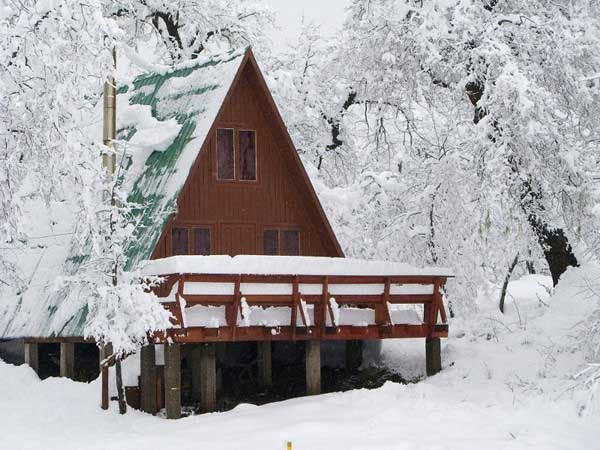 Cabanas Los Andes, Cabins near Chillan, Chile. An ideal destination ...