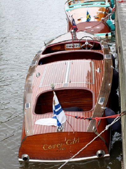 1937 Chris Craft 22 Runabout Cool Boats