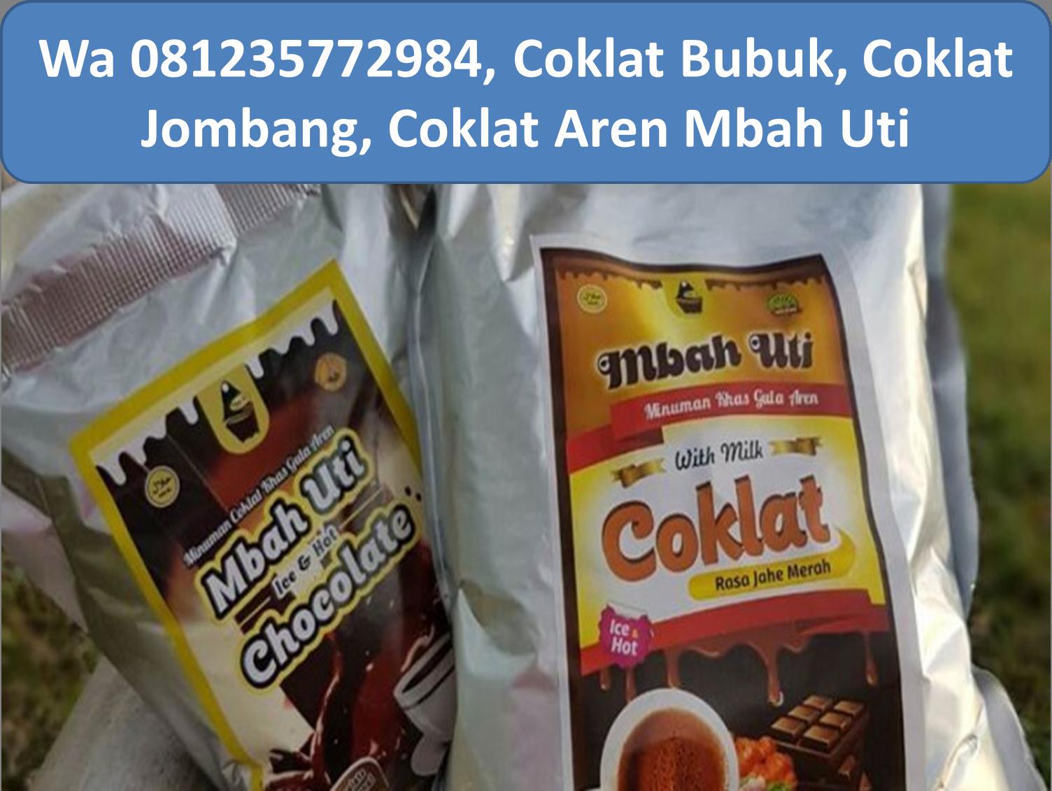 Pin Oleh Dul Muklis Di Coklat Bubuk Coklat Mbah Uti Coklat Jombang Coklat