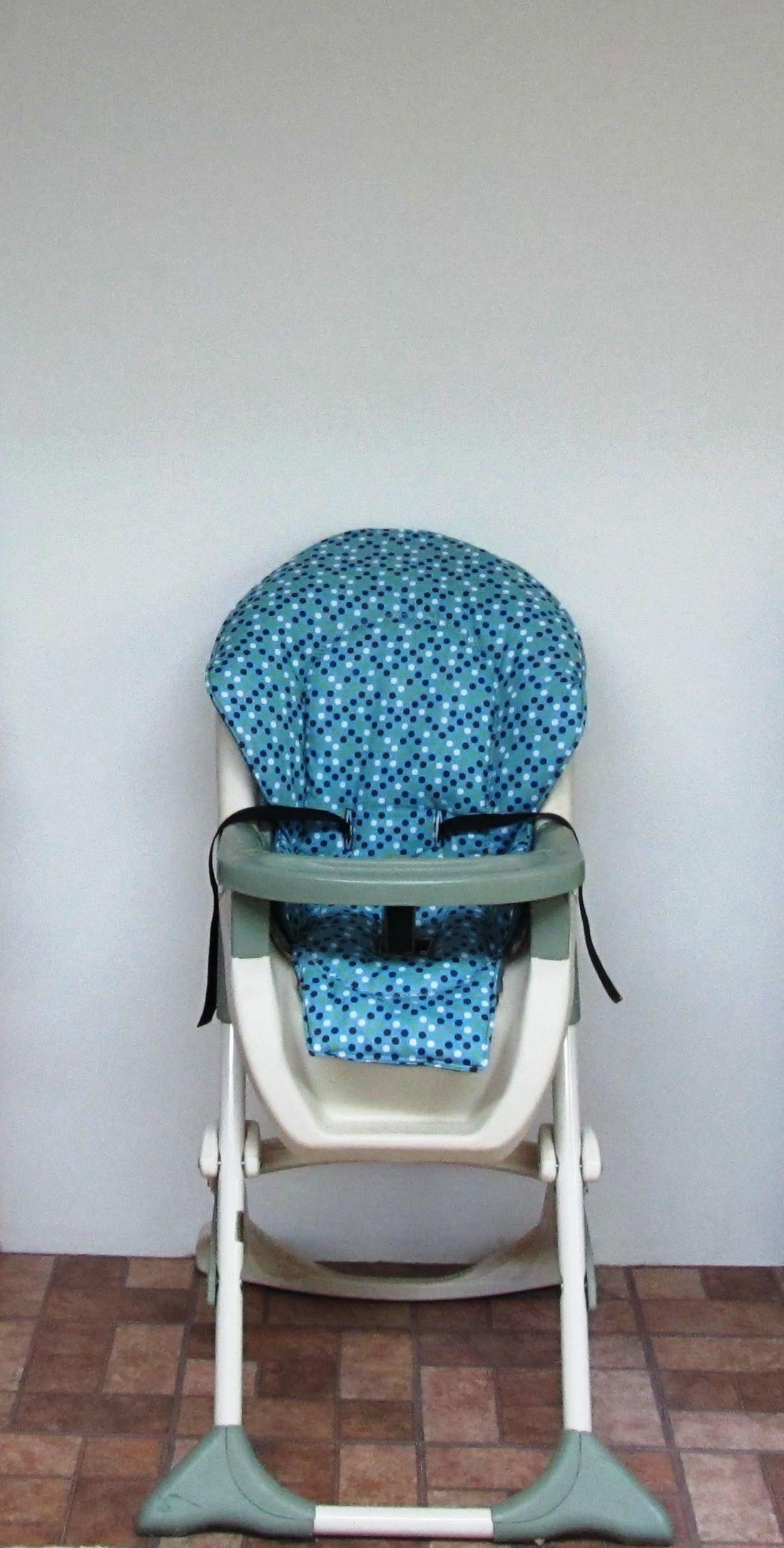 evenflo cotton highchair replacement pad custom high chair cushion