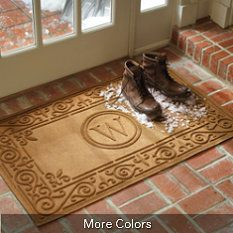 This Is Genius A Water Dirt Shield Mat For Your Home And You Can Personalize It Frontgate Indoor Decor Luxury Home Decor