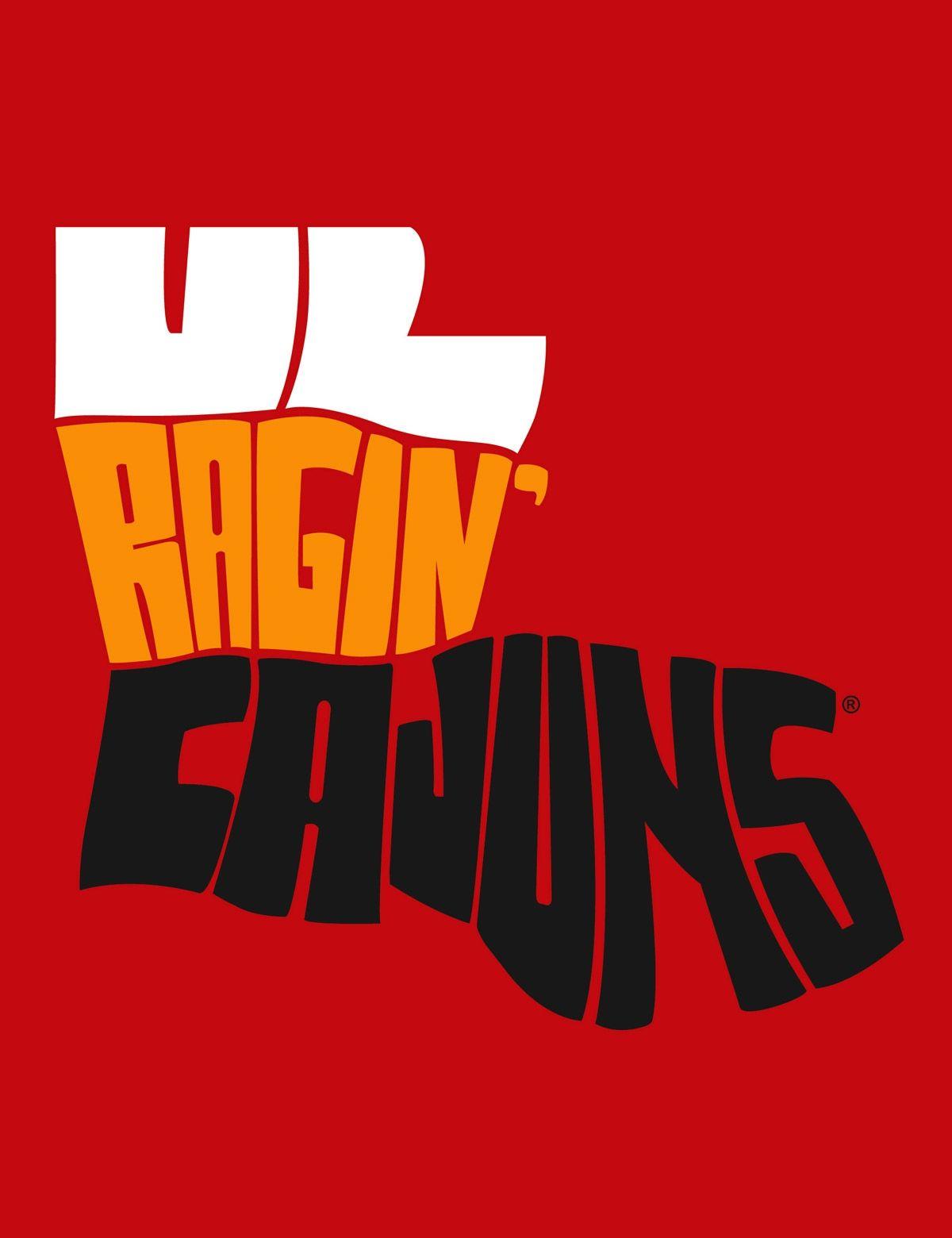 "UL Ragin' Cajuns   ""Ragin Cajun""   Ragin cajun football ..."