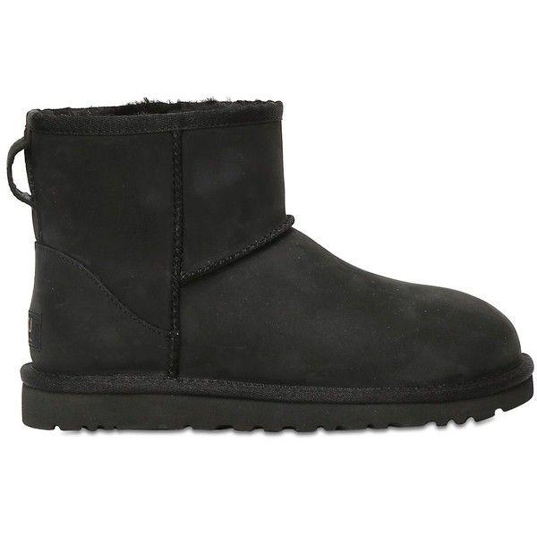 black waterproof uggs