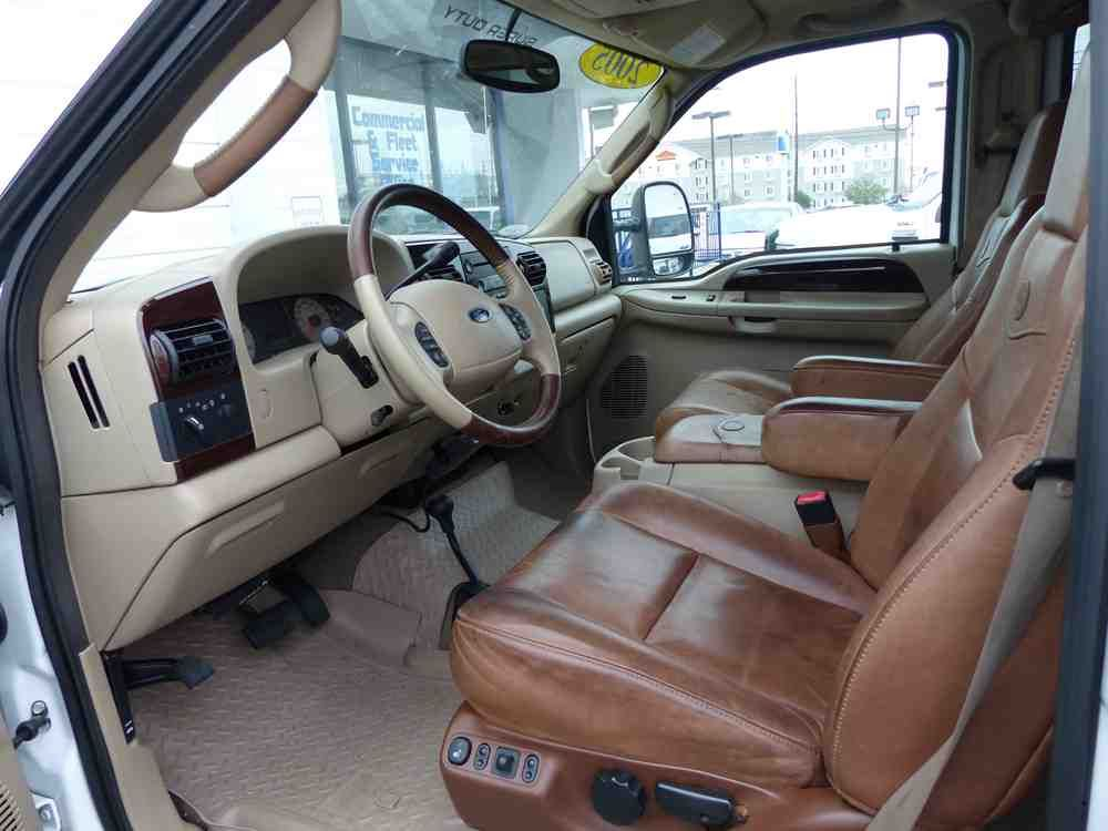 King Rach Leather Car Seats