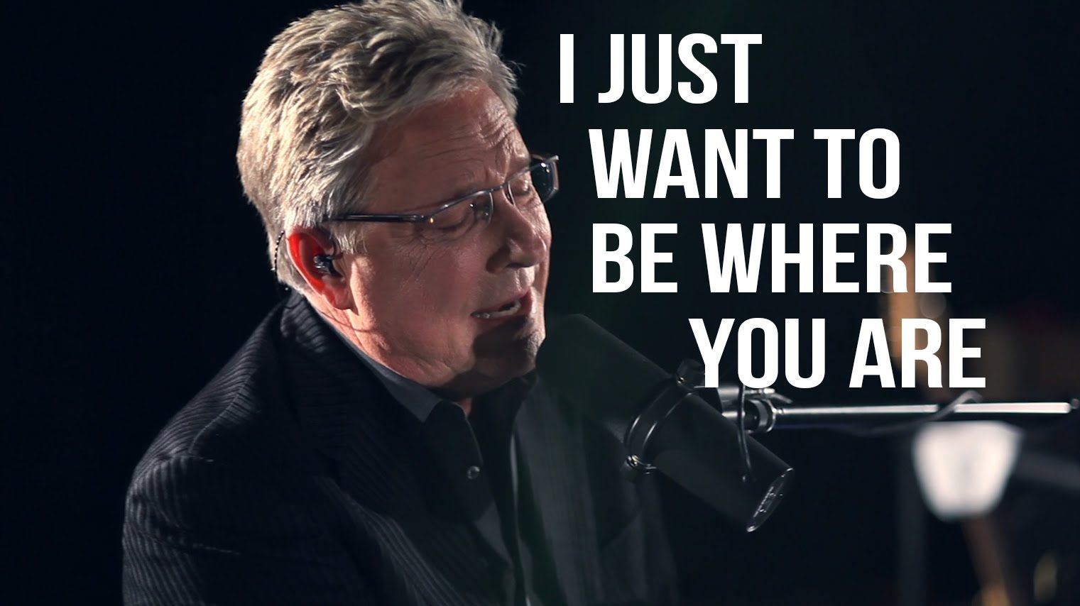 Don Moen I Want To Be Where You Are Live Worship Sessions