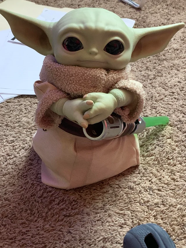 Pin on Protect Baby Yoda