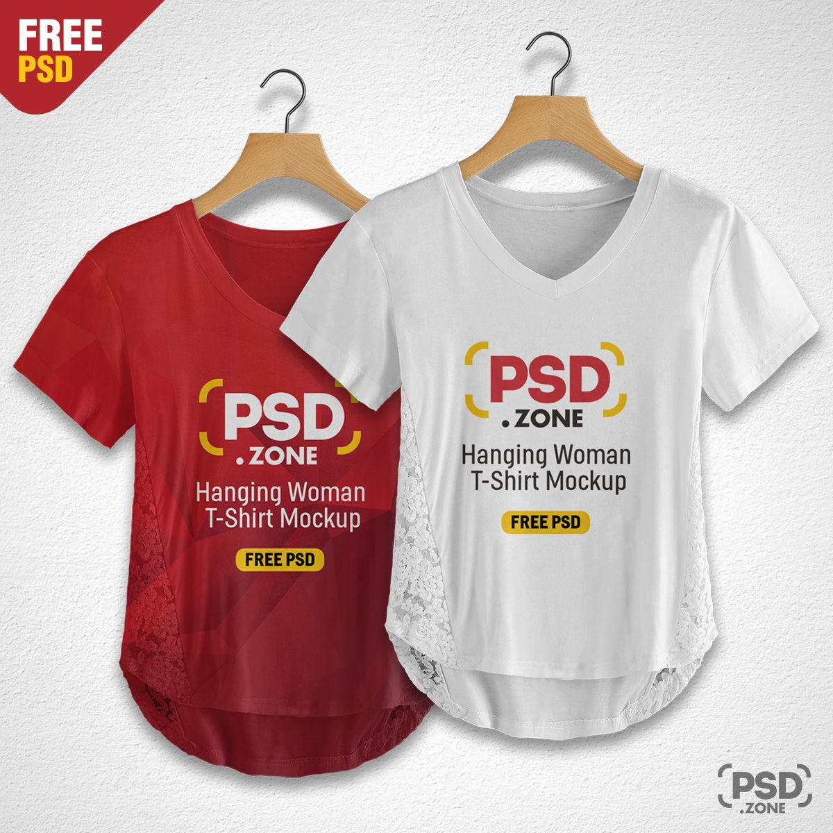 Download Hanging Woman T Shirt Mockup Psd T Shirts For Women Shirt Mockup Tshirt Mockup