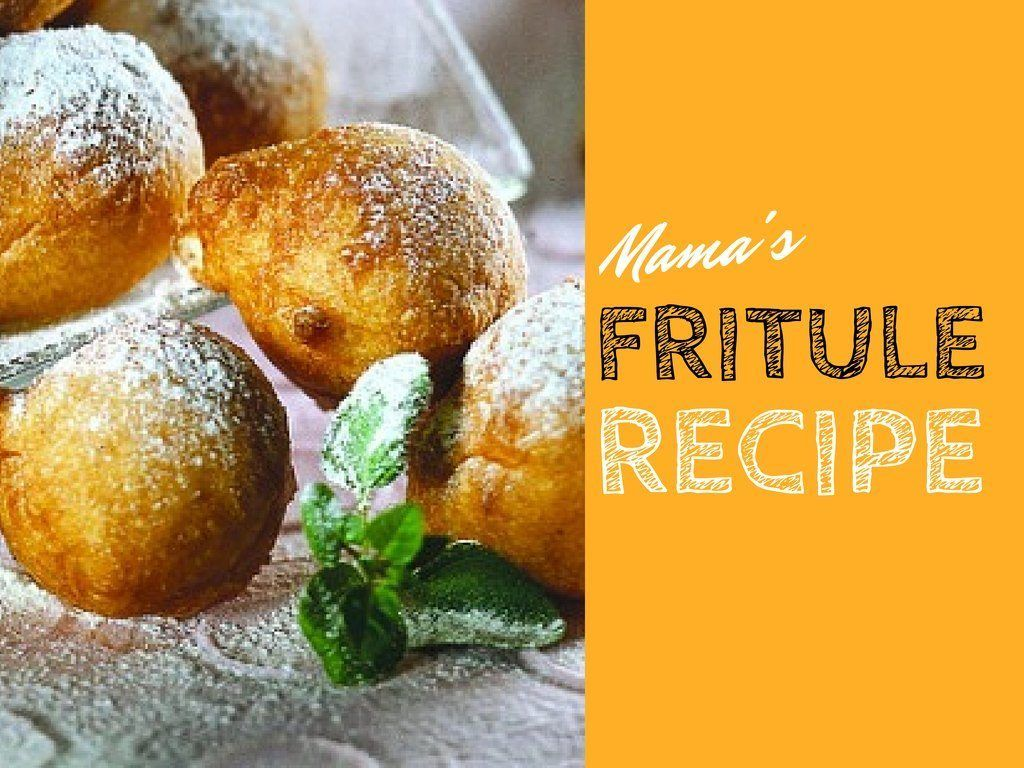 Easy to make, and even easier to eat. Try this fritule recipe out and let us know what you think.