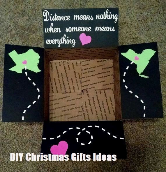 Top DIY Christmas Gifts Ideas #christmasgiftsforboyfriend