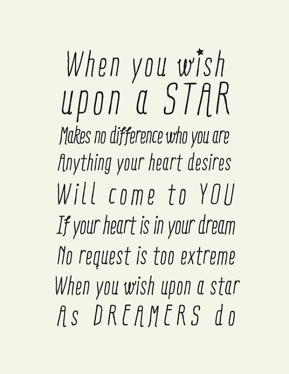 When You Wish Upon A Star Coachbarn Quotes Quotes Quotes