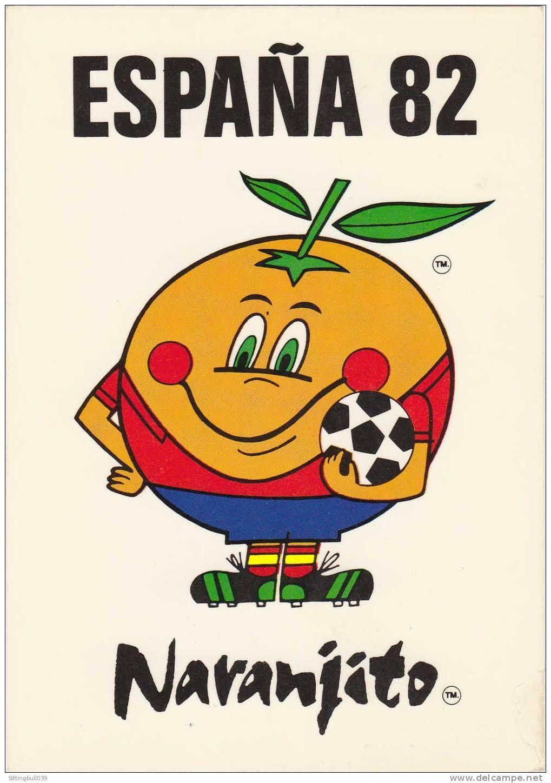 Naranjito Buscar Con Google Mascota Del Mundial Recuerdos De La Infancia Historia De La Television