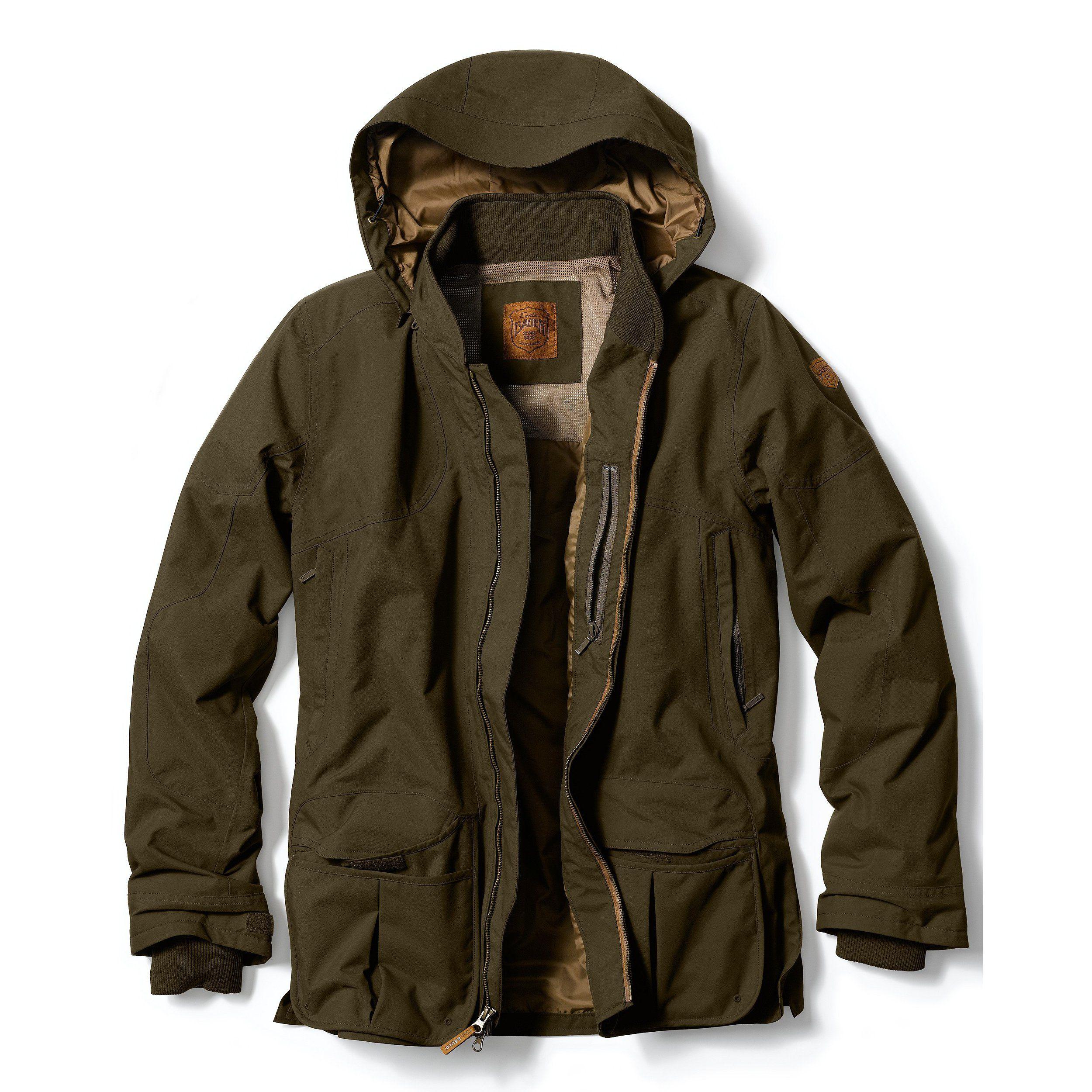 Mens Leather Jacket Eddie Bauer