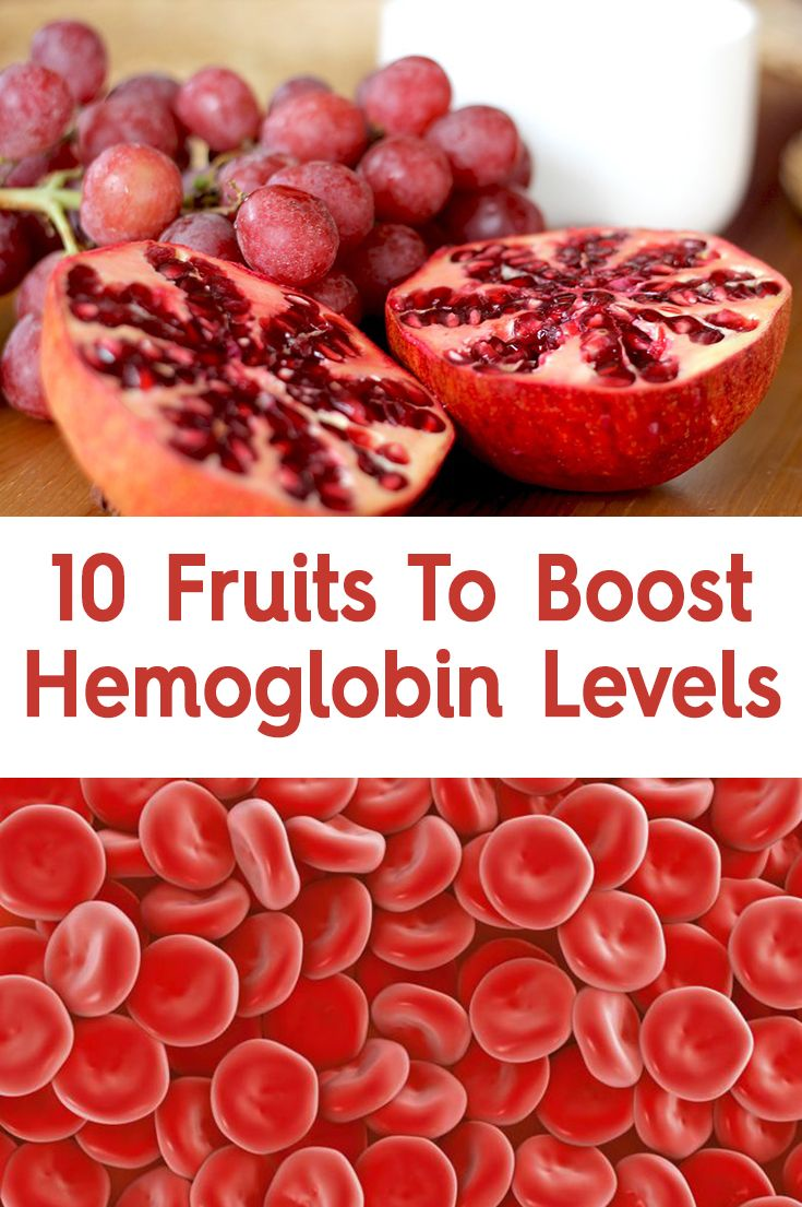 How to increase hemoglobin in a child