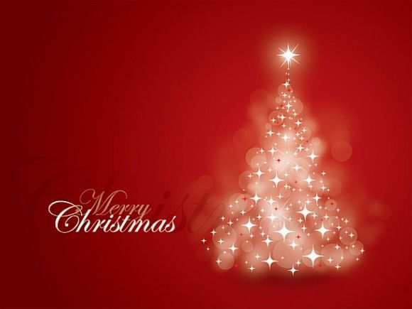 Red Christmas Card Christmas backgrounds Pinterest - free christmas card email templates