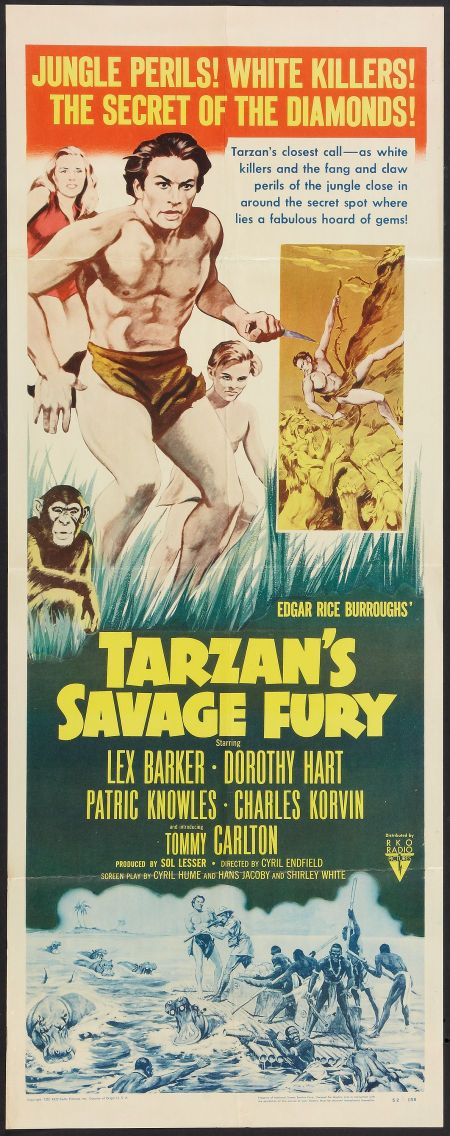 Download Tarzan's Savage Fury Full-Movie Free