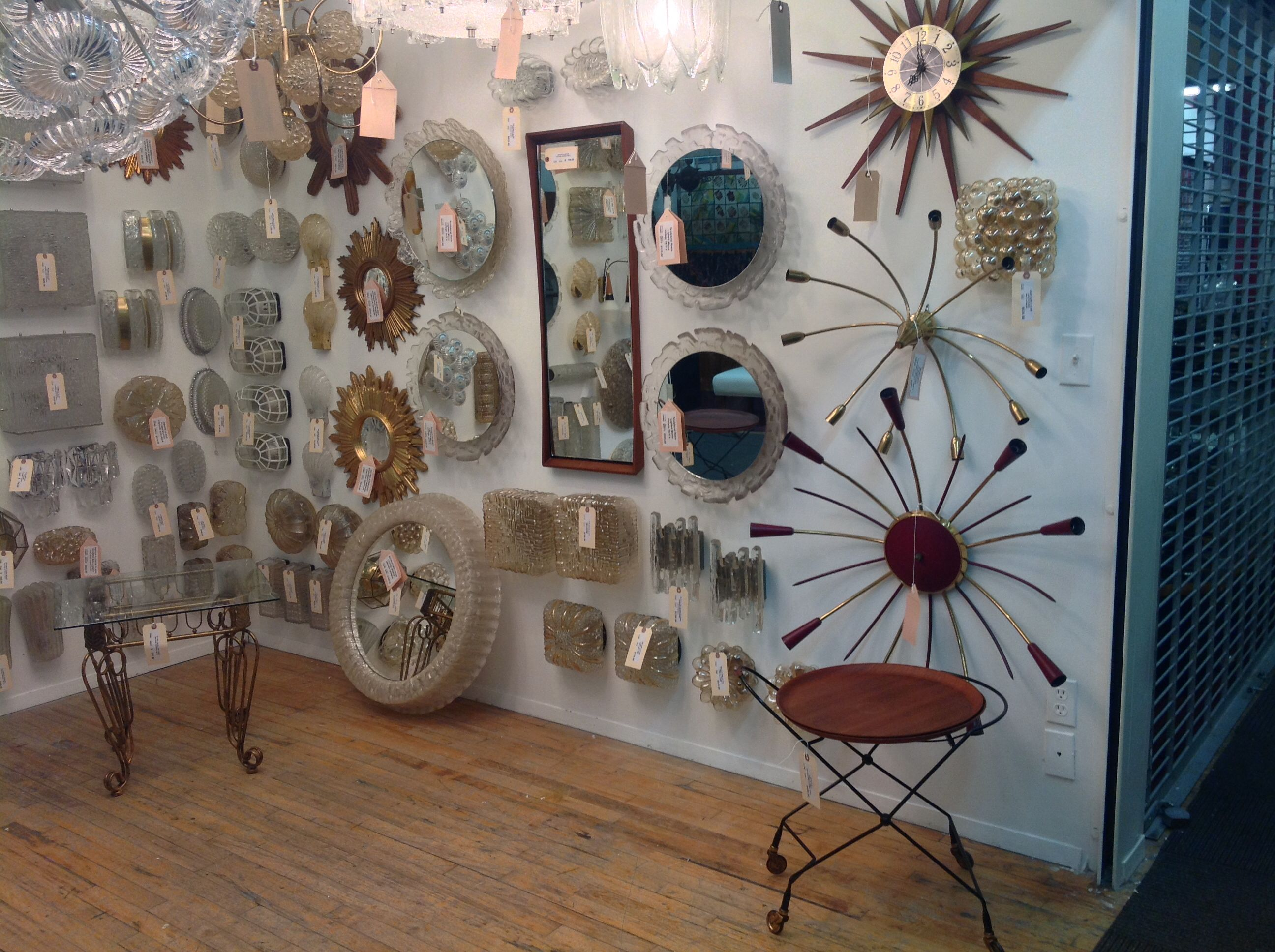 Our Booth Gallery 44 At Showplace Antique Design Center 40