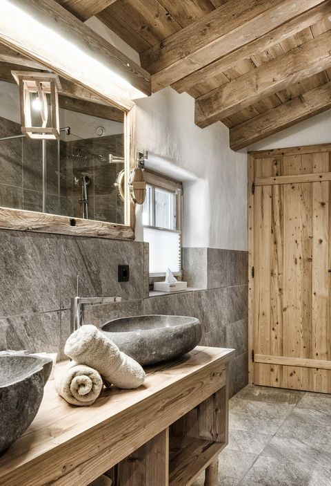 Adler Chalet in the cottage village Ladizium in Ladis  Country house architecture