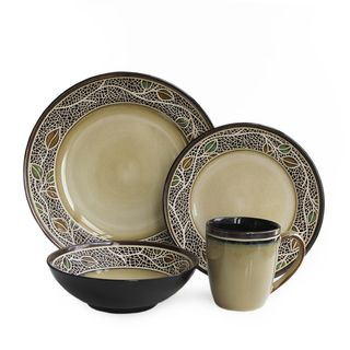 American Atelier Cordoba 16-piece Dinnerware Set - Overstock™ Shopping - Great Deals on  sc 1 st  Pinterest & American Atelier Cordoba 16-piece Dinnerware Set (Cordoba 16 PC ...