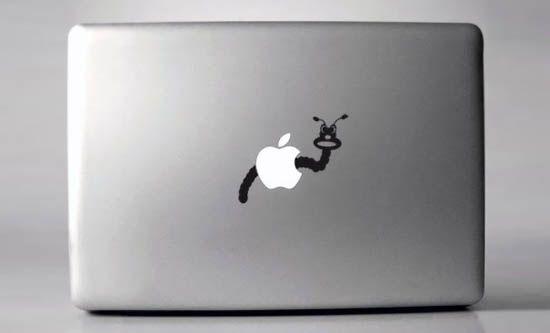 Macbook Sticker Template Google Search