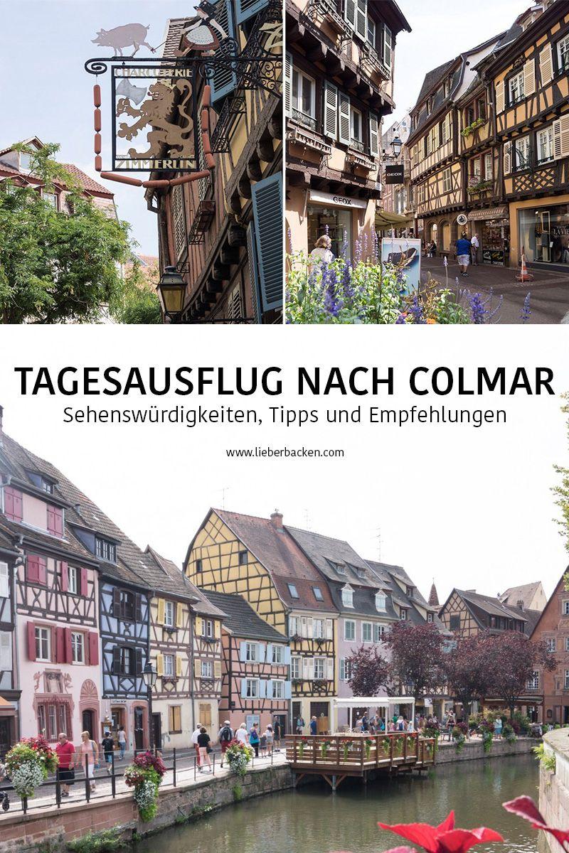 Kurztrip nach Colmar: Sehenswürdigkeiten und Tipps