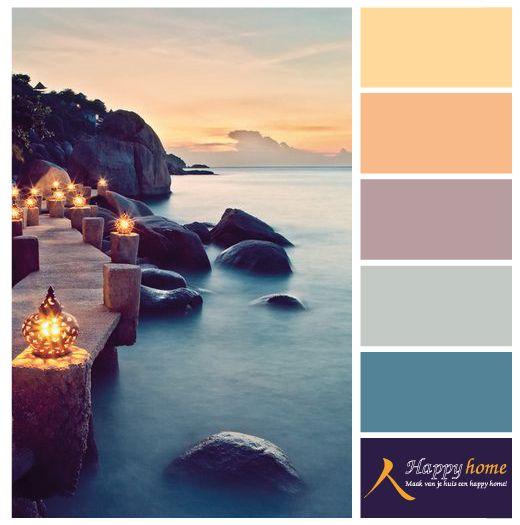 Mooi Sereen Kleurinspiratie Van De Woonwinkel Happy Home De