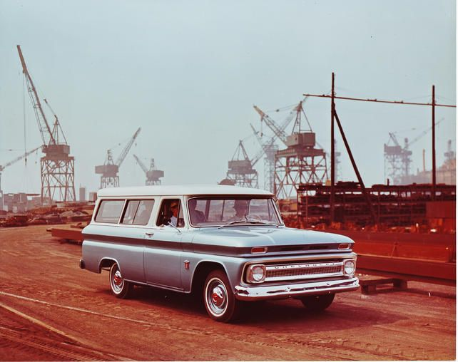 Nostalgia - Pics in Time. - Page 3 - The 1947 - Present Chevrolet & GMC Truck Message Board Network