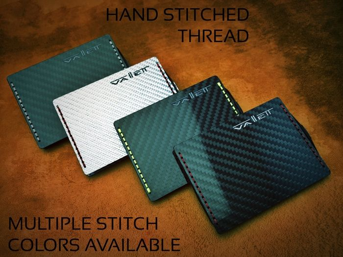 2pcs Metal Money Clip Bar Spring Clip for DIY Handwork Leather Craft WalletPurse