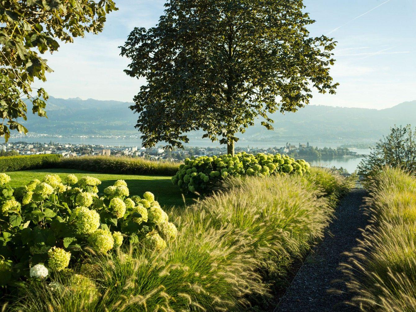 Lush landscapes by enzo enea gardendesign in the garden for Pflanzengestaltung garten