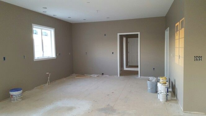 Sherwin Williams Morris Room Grey In The Kitchen Paint