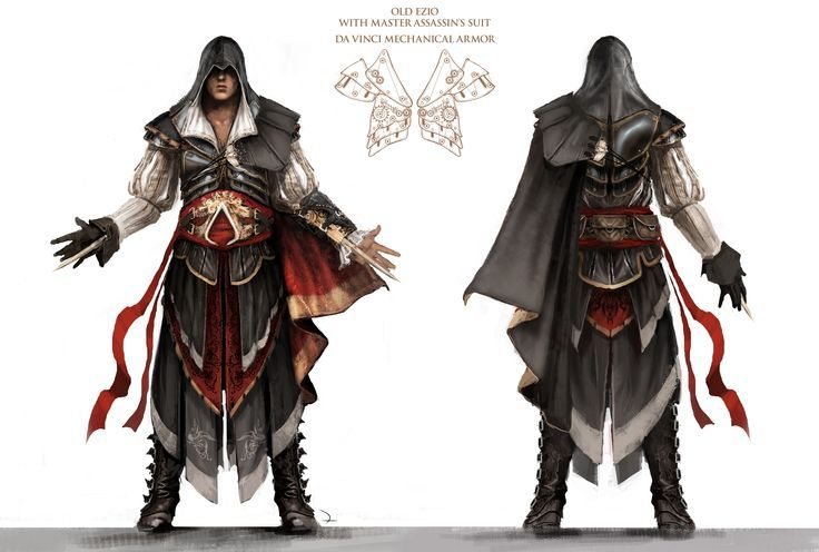 Assassin S Creed Concept Art