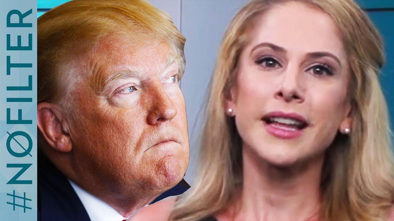 Ana Kasparian Nose Job ana kasparian blows up trump's immigration lies - youtube