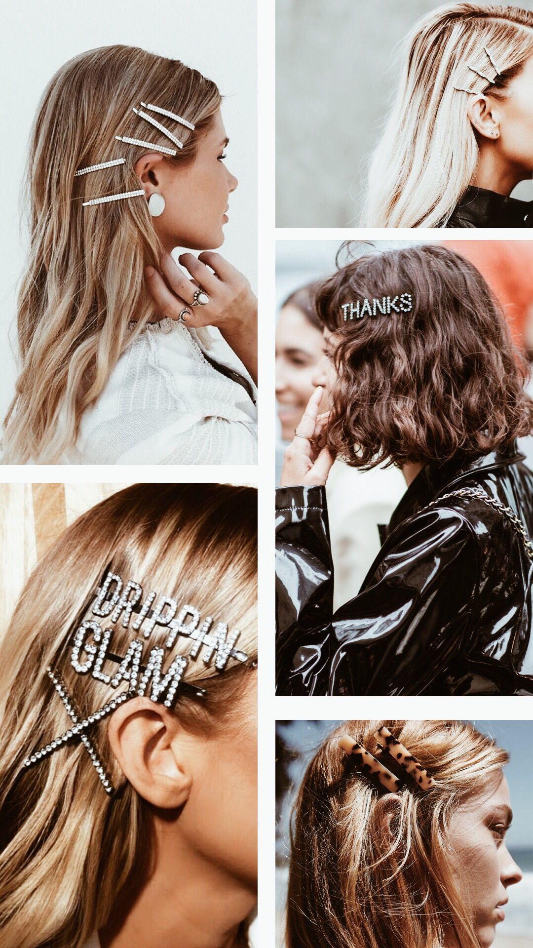 #hair #hairstyle #pearlhairclip