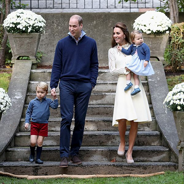 Princess Charlotte Speaks Her First Public Word at Canada Playdate!| The British Royals, The Royals, Kate Middleton, Prince George, Prince William, Princess Charlotte