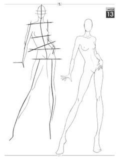 Figure Drawing For Fashion Design Book