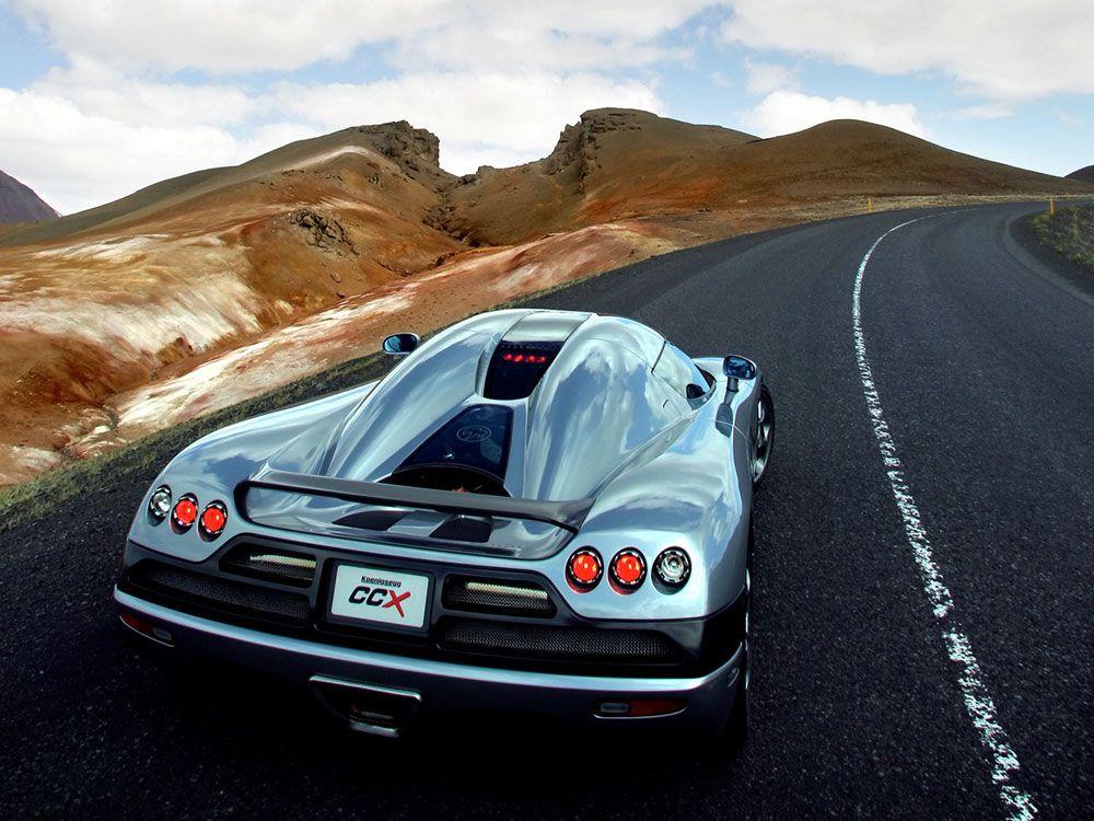 KoenigseggCCX Mph Kmh In Secs Degree V - Sports cars 394