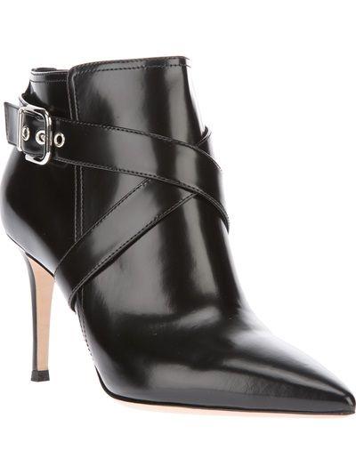 Gianvito Rossi Buckle Boot