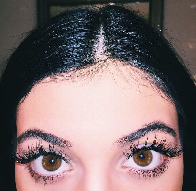 63e1e309fa9 Kylie Jenner eyelashes Eyelash Extensions, Eyelashes, Human Eye, Lashes, Lash  Extensions,