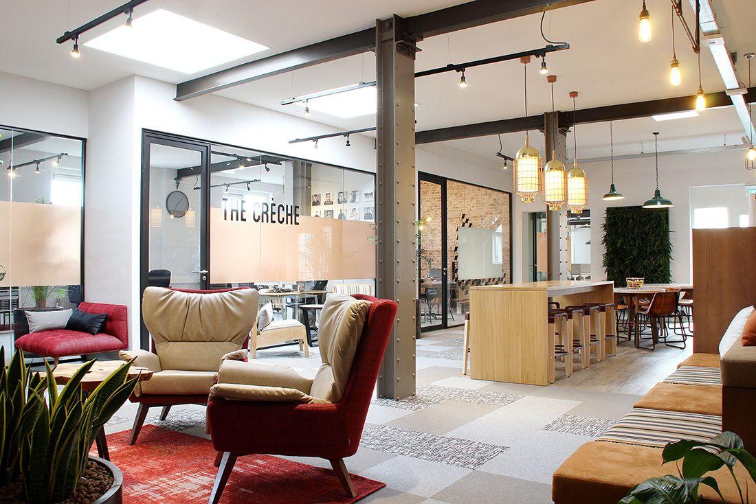A Look Inside EclecticIQu0027s Modern Amsterdam Office