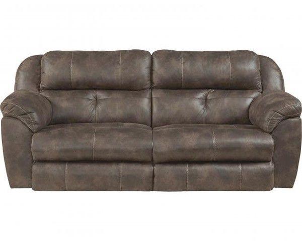 catnapper ferrington power headrest power lay flat reclining sofa rh pinterest com